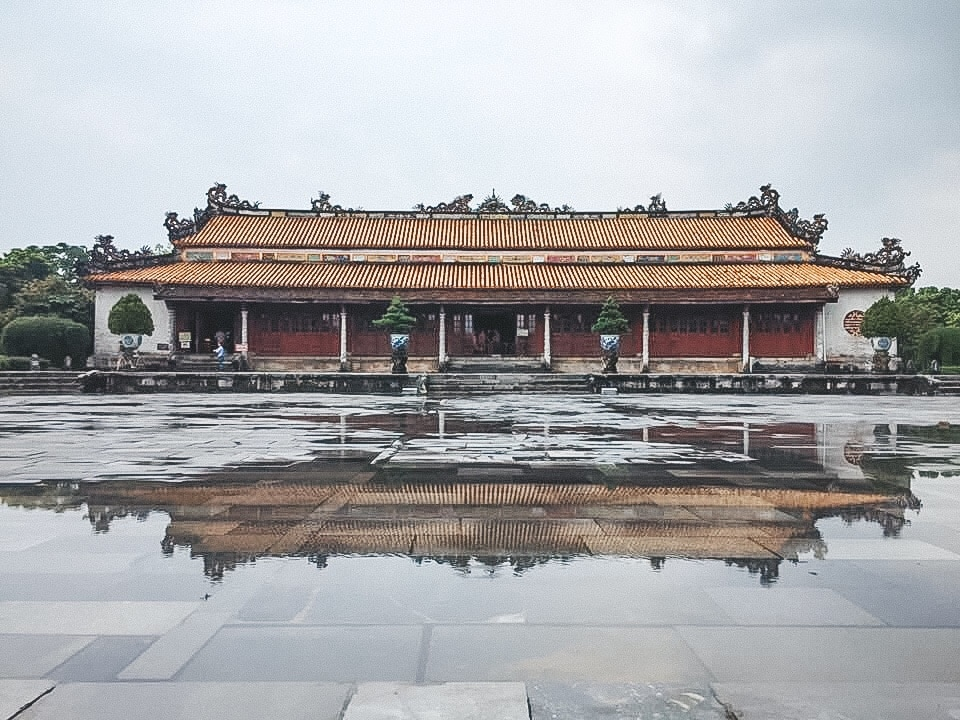 Hue Forbidden City